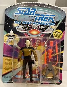 1992 Star Trek The Next Generation Lieutenant Data Playmates Action Figure B4129