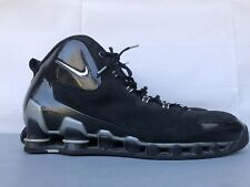 Nike Shox VC3 III Men's Basketball Shoes Vince Carter 307111 001 Sz 14 Black 03