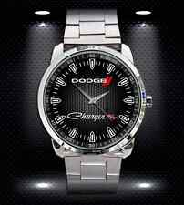 DODGE CHARGER RT Accessories Sports Car Sport Metal Watch