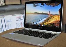 """New listing Asus Chromebook Flip C302C 12.5"""" 64Gb Intel Core M3-6Y30 2.20Ghz 4Gb"""