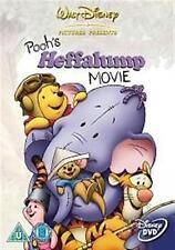 WINNIE THE POOH POOH'S HEFFALUMP MOVIE WALT DISNEY UK REGION 2 DVD L NEW