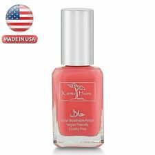 Karma Halal Certified Women Nail Polish- Truly Breathable Cruelty Free and Vegan
