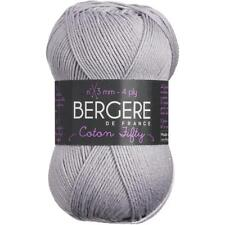 Bergere De France Coton Fifty Yarn, Perle, 1.75 Oz Ea, Cotton & Acrylic