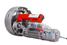 Motore per serranda APRIMATIC RO-MATIC 180EB con elettrofreno 180 Kg Diam 200/60