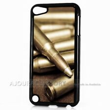 ( For iPod Touch 6 ) Back Case Cover AJ11189 Bullet