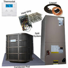 3.5 Ton Heat Pump Split System 14 Seer with Full Kit by MRCOOL