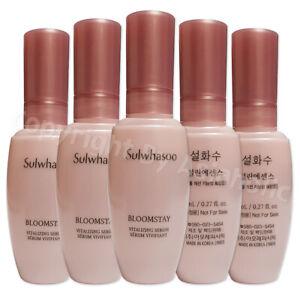 Sulwhasoo Bloomstay Vitalizing Serum 8ml (3pcs ~ 20pcs) Sample Newist Version