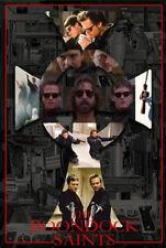 The Boondock Saints Guns Collage Poster 24x36