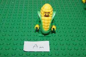 LEGO SERIES 17 Minifigure / Minifig #4 CORN COB GUY - 71018 (AM) GENUINE