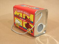 Barnum's Animals Bank - 1980 Nabisco Promo - Idea Source, Inc. - Gray Handle