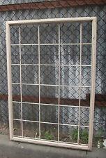 Steel window security bars 880 mm by 1200 mm