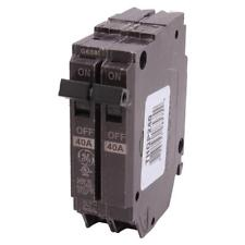 ***NEW*** GE THQP240 40 AMP DOUBLE-POLE PLUG IN BREAKER