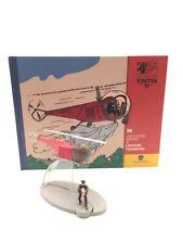 En Avion Tintin l'hélicoptère bordure l'affaire tournesol  N36 + livret