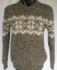 Norsewear New Zealand 100% Pure Virgin Wool LS Womens Jumper Size L