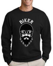 Biker Hoodies & Sweatshirts for Men