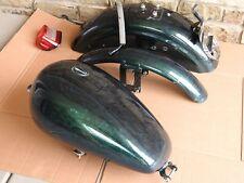 04 Harley Davidson Sportster Gas Tank Front Rear Fender Set