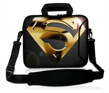 """17""""-17.3""""LAPTOP SLEEVE WITH HANDLE STRAP CARRY CASE BAG 4 ALL LAPTOPS *GOLD SUPE"""