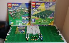 Lego System Football Game Starter Pack Complete with 2 extra figures 1998 Rare