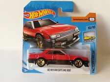 82 Nissan Skyline R30 2018 Hot Wheels Diecast Car Toy 6/365 2018 Factory Fresh