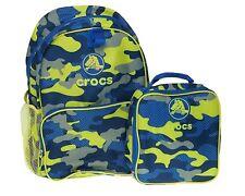 Childrens Crocs Backpack and Lunchbox 57e6cc1e43c6c