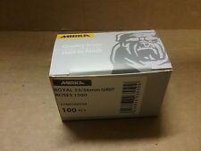 P1500 Mirka Royal 35mm Discs  Box (100)  Grip (Hook & Loop)   No. 2760109994