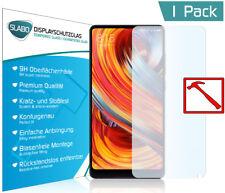 """Slabo PREMIUM Panzerglasfolie für Xiaomi Mi Mix 2S KLAR """"Tempered Glass"""" 9H"""