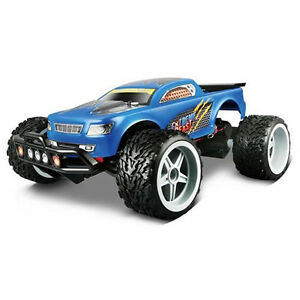 Maisto Tech Off Road Series Blue Extreme Beast Remote Control Car