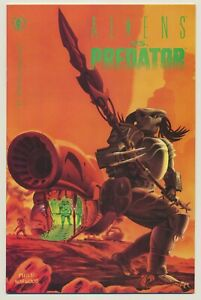 Aliens vs Predator #1 & #3 NM 9.4 1990 Limited Series Dark Horse