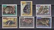 TIMBRE STAMP 6 VENEZUELA Y&T#778-83 FAUNE ANIMAL NEUF**/MNH-MINT 1963  ~B21