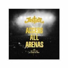 JUSTICE - ACCESS ALL ARENAS CD ALBUM (May 13th)