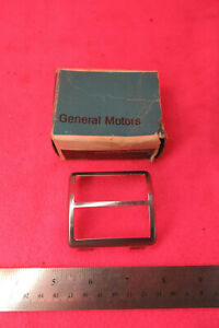 NOS GM 1965-70 Chevrolet Impala Bel Air Biscayne Parking Brake Pedal Bezel trim
