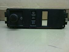 87' - 90' Dodge Caravan headlight switch,wiper wash & wash delay  OEM