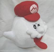 Super Mario Bros - Ghost - With Mario Cap - 8 Inch