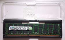 Samsung M393B1K70DHO-YH9  8GB 2Rx4 PC3L-10600R (DDR3-1333) SERVER MEMORY