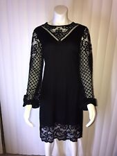 Black Lace dress purchased  at Perry Ellis Size 4-6