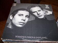 SIMON & GARFUNKEL-BOOKENDS-LP-SEE DESCRIPTION-COLUMBIA TWO EYE-NO POSTER-STEREO