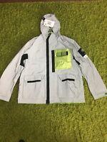 Stone Island Reflective Jacket 3XL -XXXL , Light Green SS 2017 New Never Worn