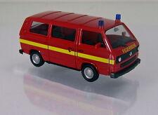 """Herpa 091848 Volkswagen  VW T3 Bus """" Feuerwehr ELW """""""
