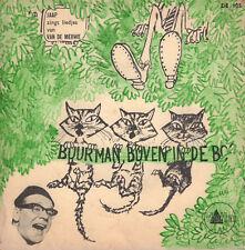 """JAAP VAN DE MERWE – Jaap Zingt Liedjes van Van De Merwe (1964 VINYL EP 7"""")"""