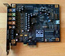 Creative Labs Sound Blaster PCI-E Sound Card SB0880 X-Fi Extreme Fidelity