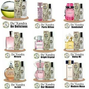 PERFUME DEXANDRA (9 fragrances choices) + free shipping