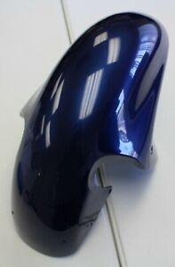 1999-2007 Suzuki Hayabusa front fender, front wheel fender blue