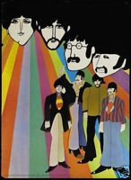 The Beatles Yellow submarine #2 cult movie poster print