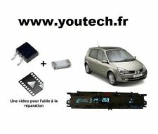 Kit de reparación para cuadro Scenic 2  IRF3710S + Fusionar + Vídeo