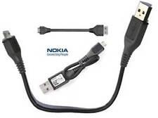 Genuine Nokia CA-101D données sync charge câble pour Nokia & Microsoft Lumia téléphones
