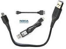 Genuine Nokia CA-101D Data Sync Carga Cable Para Nokia & Microsoft Lumia Teléfonos