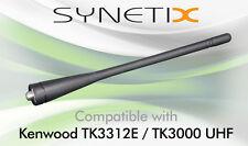 KENWOOD UHF WHIP ANTENNA FOR KENWOOD TK3312 TK3000 TWO WAY RADIO