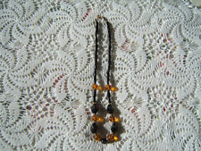 Fabulous Vintage Alexis Kirk Beaded Necklace
