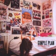 SIMPLE PLAN - GET YOUR HEART ON!  CD NEU/OVP