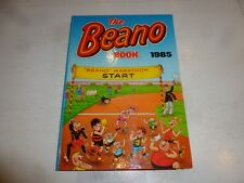 THE BEANO COMIC ANNUAL - Year 1985 - UK Annual - (No Price Tag)